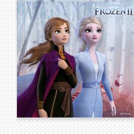 20 Tovaglioli Frozen 2 33cm