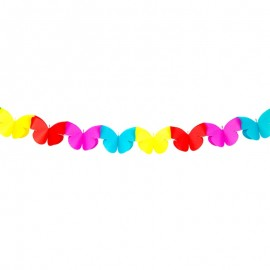 Festone Farfalle 2 metri