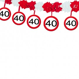 Festone Decorazioni Appese 40 Traffic