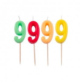 Candela Compleanno N 9