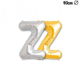 Palloncino Lettera Z Foil 40 cm