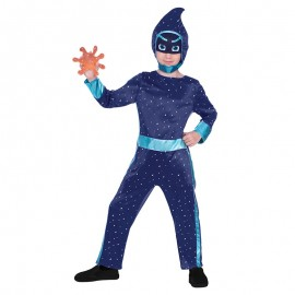 Costume Night Ninja PJ Masks per Bambini