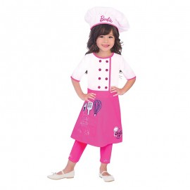 Costume da Barbie Chef