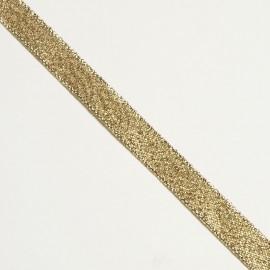 Nastro Lamé Oro 10 mm x 50 m