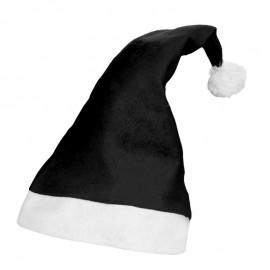 Cappello Babbo Natale Nero