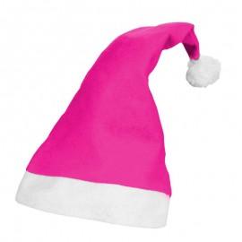 Cappello Babbo Natale Fuxia