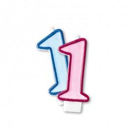 Candela Compleanno n 1