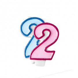Candela Compleanno n 2