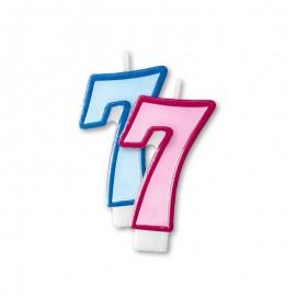 Candela Compleanno n 7