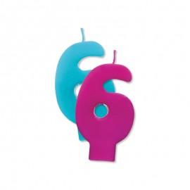 Candela forma n 6