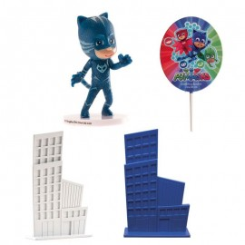 Kit per Torte Pj Masks