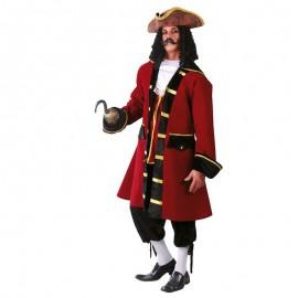 Costume da Capitano Pirata per Uomo