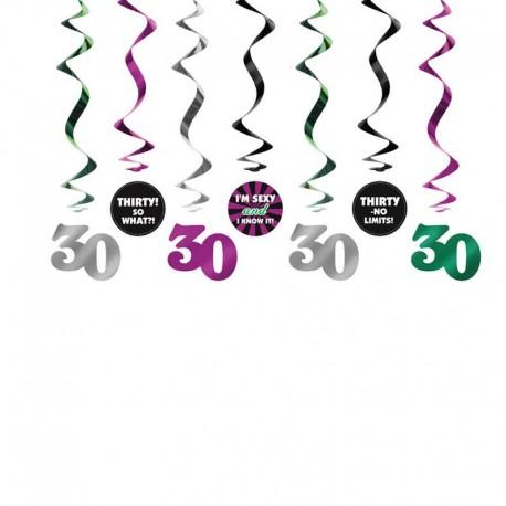 Decorazioni Appese 30 Compleanno