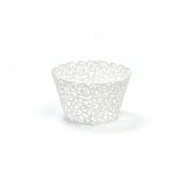10 Pirottini per Muffin 5,5 x 8,5 cm