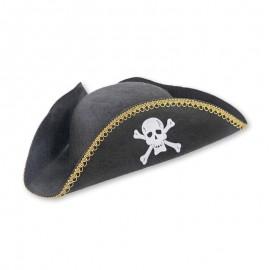 Cappello Pirata con Teschio