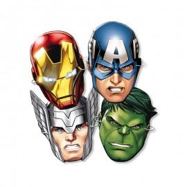 6 Maschere di Avengers