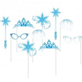 10 Accessori con Fiocchi di neve Photocall