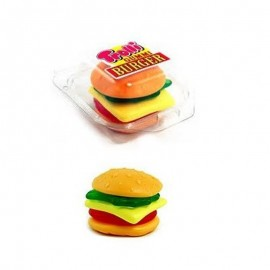 Caramelle Mini Hamburger Trolli 24 pz