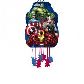 Pignatta Avengers Profilo
