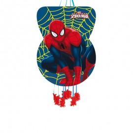 Pignatta Spider Man Silhouette