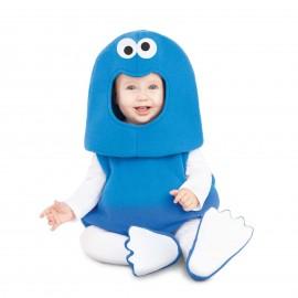 Costume da Cookie Monster Testone per Bebé