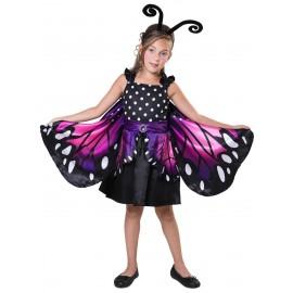 Costume da Bambina Farfalla