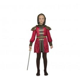 Costume da Fanciulla Medievale Per Bambini