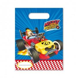 6 Sacchetti per caramelle Mickey Pilota