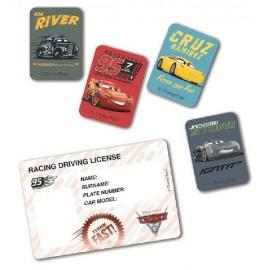 4 Identificaciones de Conducir Cars 3