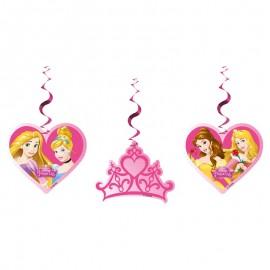 3 Ciondoli delle Principesse Dream Disney