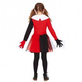 Costume Arlecchino Bambina