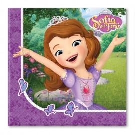 20 Tovaglioli Principessa Sofia 33 cm