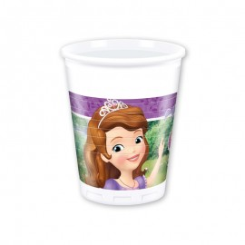 8 Bicchieri Principessa Sofia 200 ml