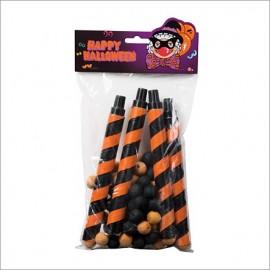 Lancia Palle Halloween Orange and Black