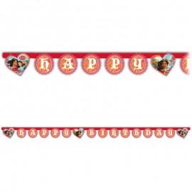 Festone Elena di Avalor Happy Birthday