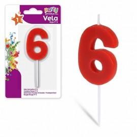 Candela Rossa Numero 6