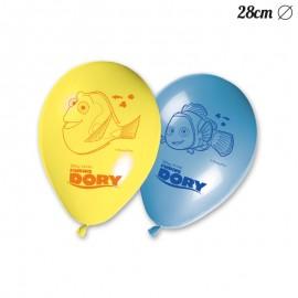 8 Palloncini Alla Ricerca di Dory 28 cm