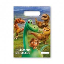 6 Borse Dinosauri per Caramelle