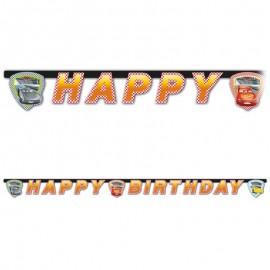 Festone Cars 3 Compleanno