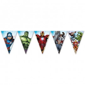 Bandierine The Avengers 2,3 m