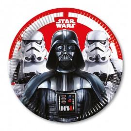 Piatti Festa Star Wars 23 cm