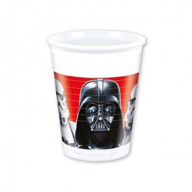 8 Bicchieri Star Wars 200 ml