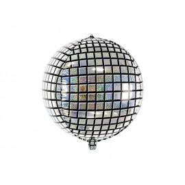 Palloncino Foil palla discoteca