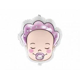 Palloncino Baby Girl Foil