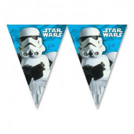 Bandierine Star Wars 2,3 m