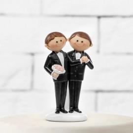 Sagoma di sposi