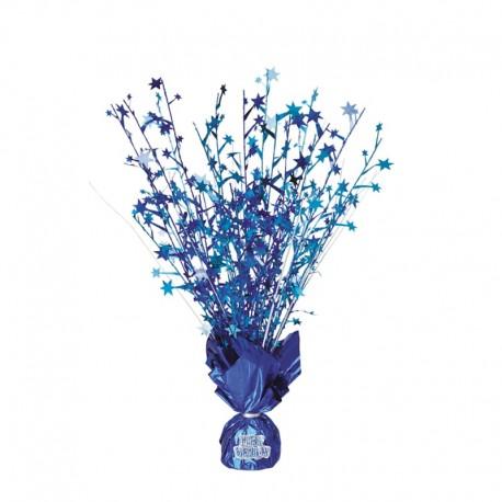 Centrotavola Personalizzabile Blu