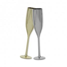 2 Bicchieri per Brindisi di Sposi