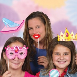 10 Accessori per Photo Booth da Principessa