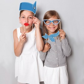 4 Accessori Hostess per Photo Booth